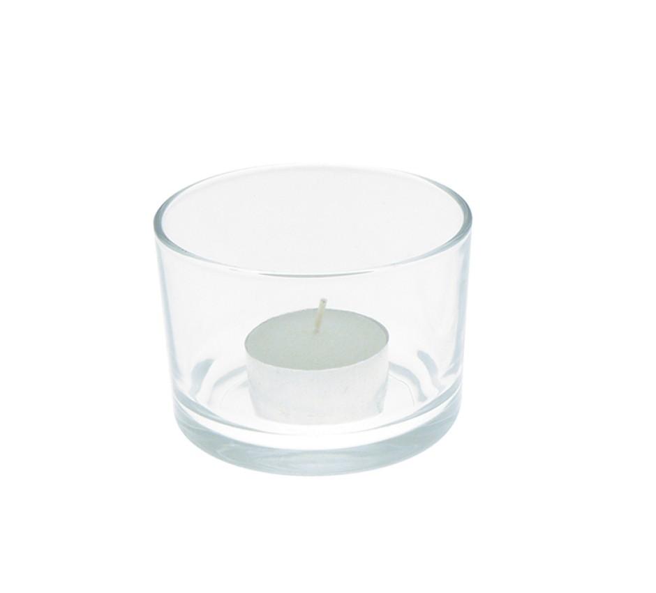 Bicchiere per maxi tealight BLA