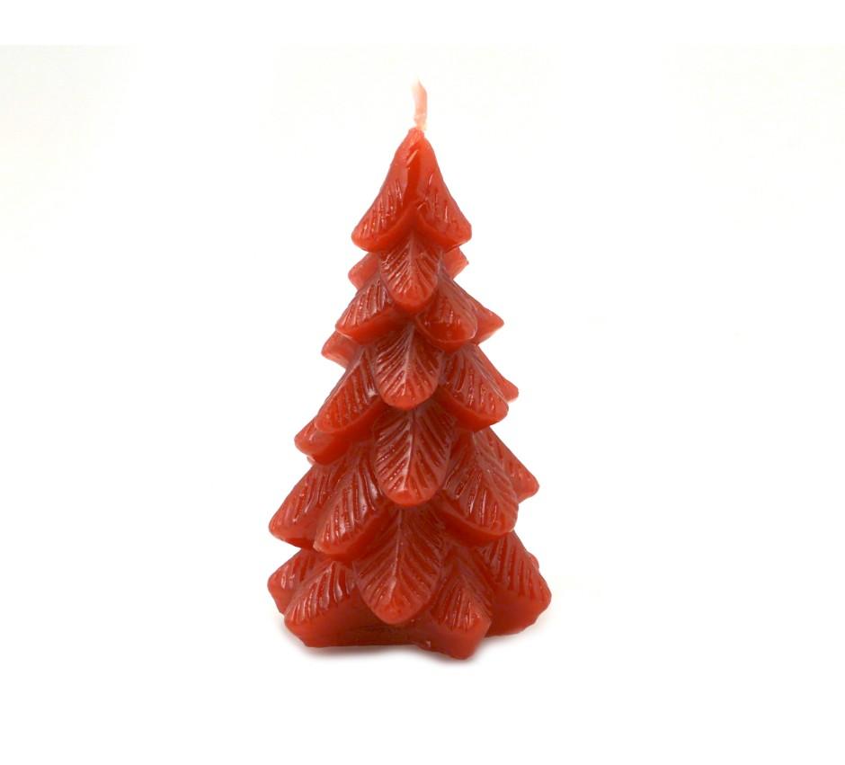 Albero Natale Rosso