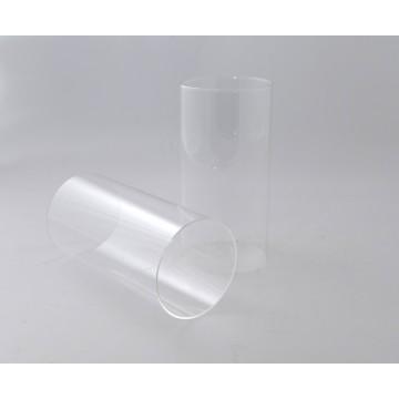 Ricambio vetro cilindrico per lanterne