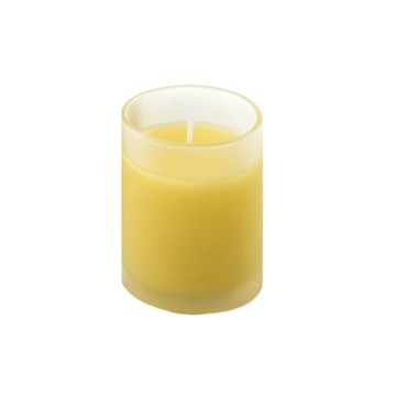 Candela alla citronella in bicchiere CITROBIC