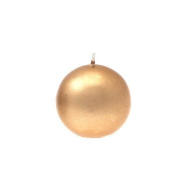 candela sfera diam. 50 oro